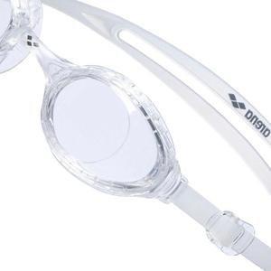 Air-Soft Unisex Beyaz Yüzücü Gözlüğü 003149105