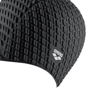 Bonnet Silicone Cap Unisex Siyah Yüzücü Bone 001914200