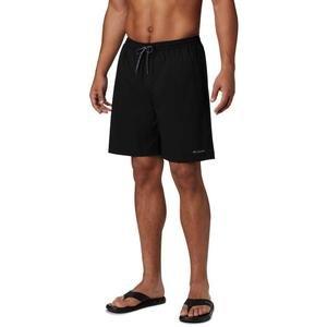 Summertide Stretch Erkek Siyah Günlük Şort AM0144-010