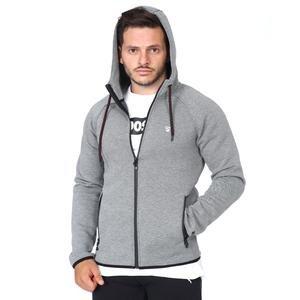 Spo-Mandoksweat Erkek Gri Günlük Stil Sweatshirt 711399-GRI