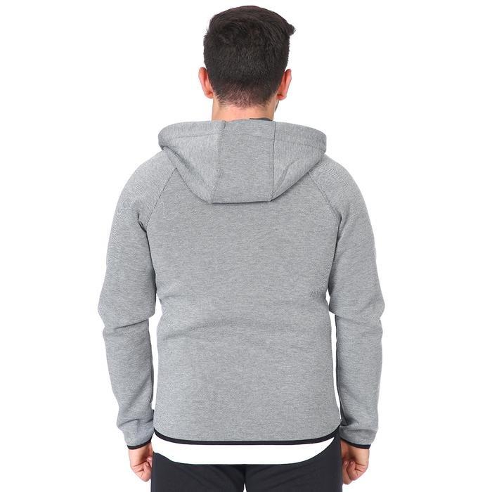 Spo-Mandoksweat Erkek Gri Günlük Stil Sweatshirt 711399-GRI 1170903