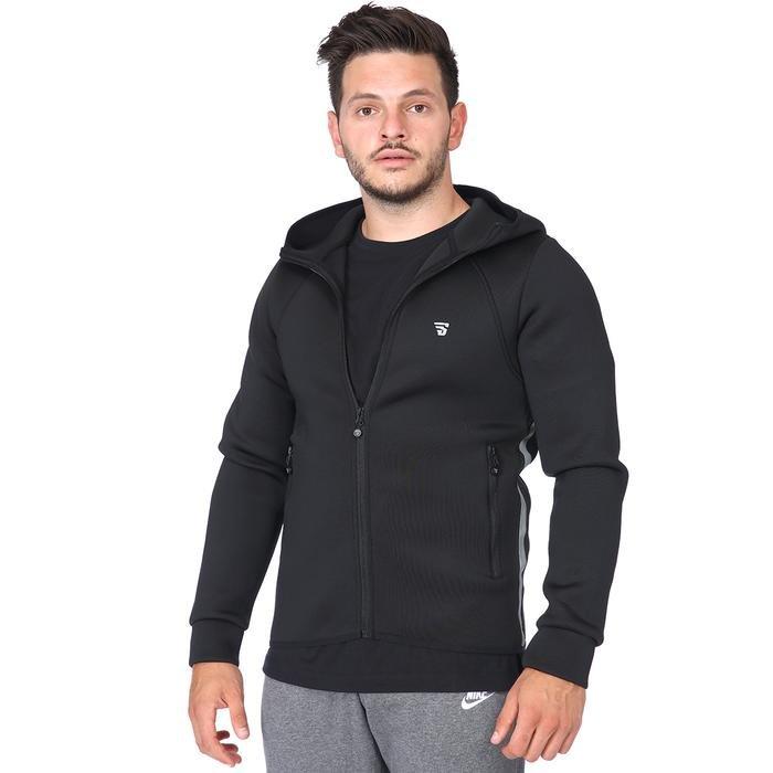 Spo-Scubnewman Erkek Siyah Günlük Stil Sweatshirt 711415-SYH 1171383