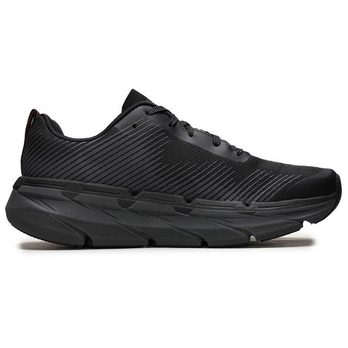 Max Cushioning Premier Erkek Siyah Koşu Ayakkabısı 54451 BKOR 1224841