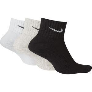 Cushion Unisex Çok Renkli Antrenman Çorap SX4926-901