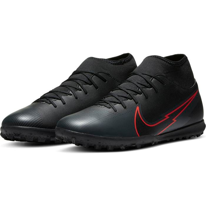 Mercurial Superfly 7 Club Tf Unisex Siyah Halı Saha Ayakkabısı AT7980-060 1167190