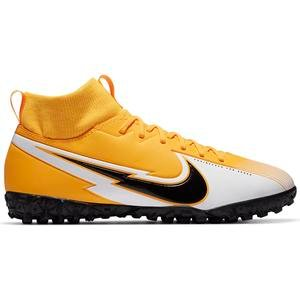 Jr. Mercurial Superfly 7 Academy Tf Unisex Sarı Halı Saha Ayakkabısı AT8143-801