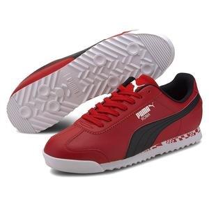 Ferrari Race Roma Unisex Kırmızı Günlük Ayakkabı 30654202