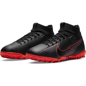 Jr. Mercurial Superfly 7 Academy Tf Unisex Siyah Halı Saha Ayakkabısı AT8143-060