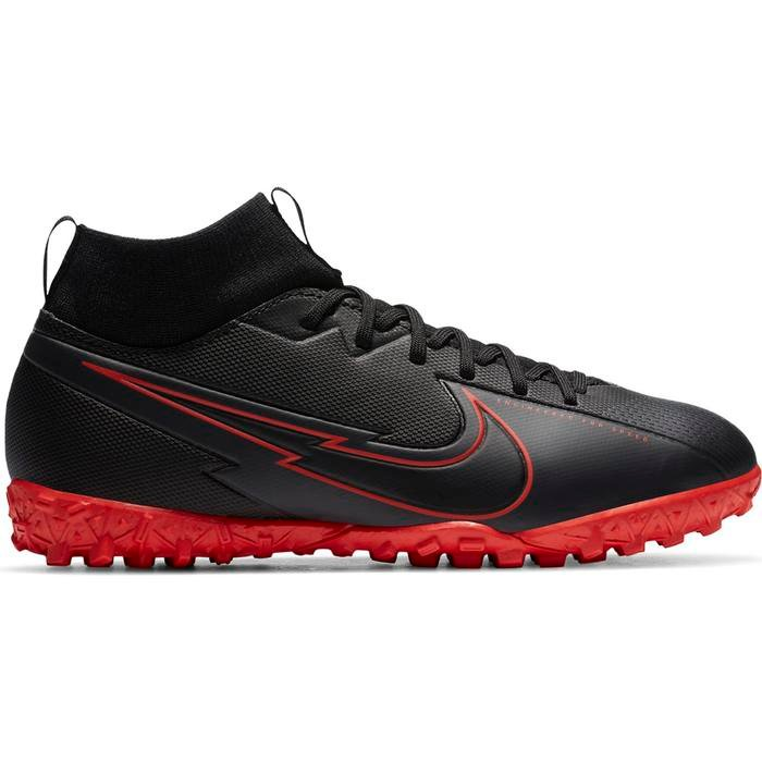 Jr. Mercurial Superfly 7 Academy Tf Unisex Siyah Halı Saha Ayakkabısı AT8143-060 1167527