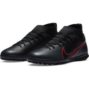 Jr. Mercurial Superfly 7 Club Tf Unisex Siyah Halı Saha Ayakkabısı AT8156-060