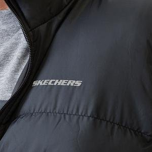 Outerwear M Basic Lightweight Erkek Siyah Günlük Stil Yelek S202174-001