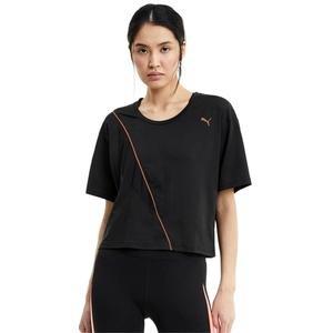 Train Pearl Kadın Siyah Antrenman Tişört 51955901