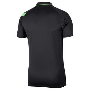 Dry Acdpr Erkek Siyah Futbol Polo Tişört BV6922-060