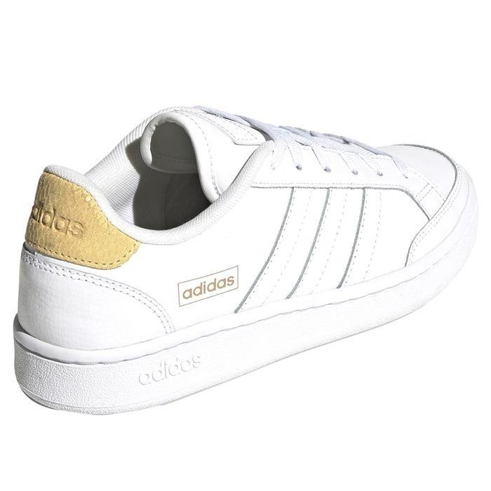 Grand Court Se Kadın Beyaz Tenis Ayakkabısı FW3301 1223271