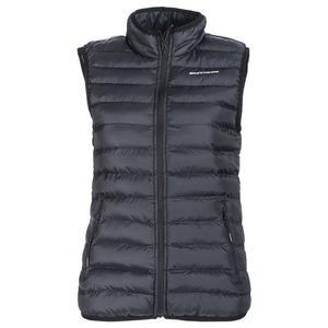 Outerwear W Basic Lightweight Kadın Siyah Günlük Stil Yelek S202109-001