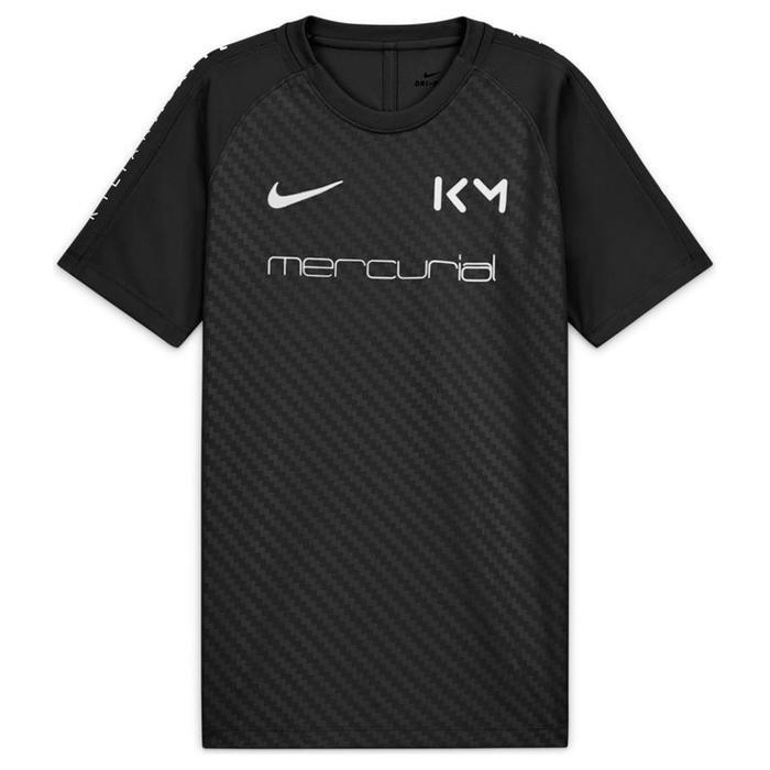 Km B Nk Dry Top Ss Çocuk Siyah Futbol Tişört CK5564-011 1212657