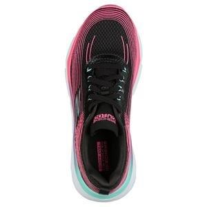 Max Cushioning Elite-Brillian Kadın Siyah Koşu Ayakkabısı 17699 BKMT