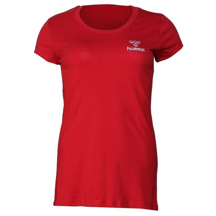 Avasa Kadın Bordo Günlük Stil Tişört 911197-9966 1226982