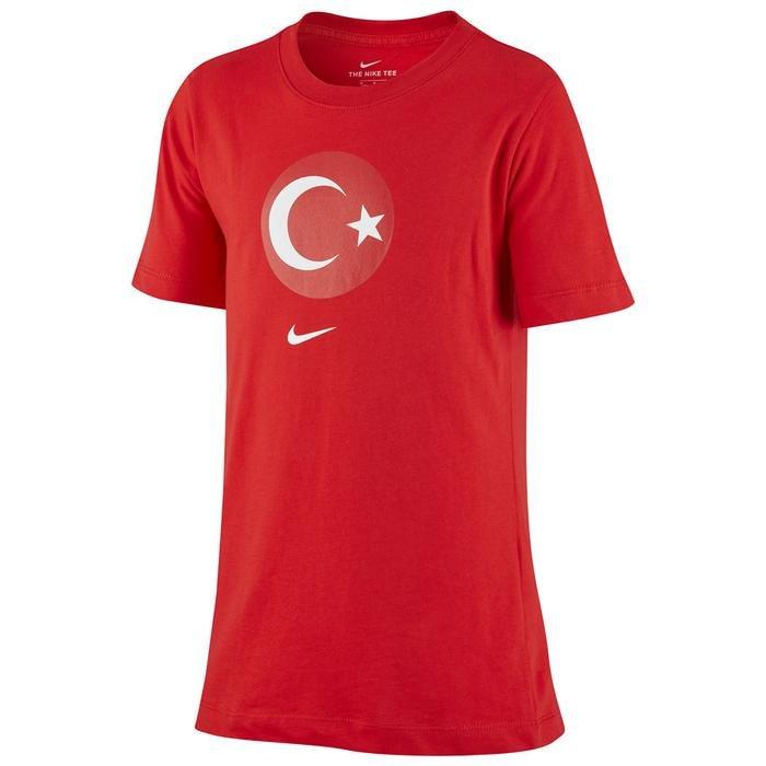 Türkiye 2020 Çocuk Kırmızı Futbol Tişört CD1490-657 1192661
