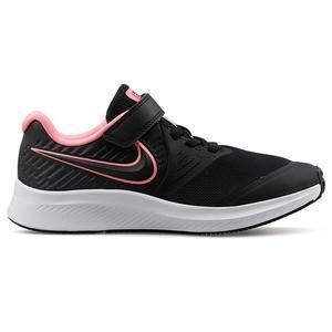 Star Runner Çocuk Siyah Koşu Ayakkabısı AT1801-002