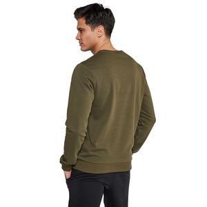 Melamous Erkek Haki Günlük Stil Sweatshirt 921044-6297