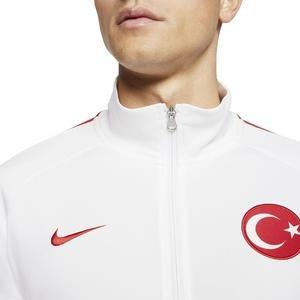 Türkiye 2020 Milli Takım Erkek Beyaz Futbol Ceket CI8374-100