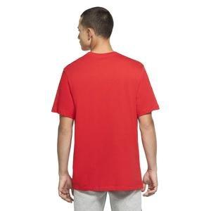 Türkiye 2020 Evergreen Crest Erkek Kırmızı Futbol Tişört CD0794-657