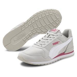 St Runner V2 Mesh Jr Çocuk Gri Günlük Ayakkabı 36713511