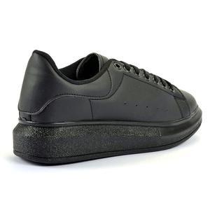 Gamba Kadın Siyah Günlük Stil Ayakkabı SA10LK085-596