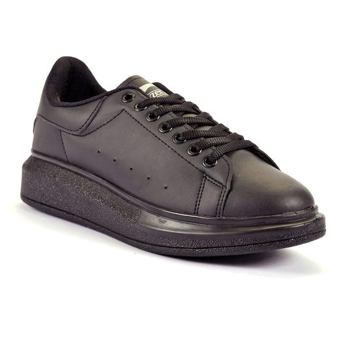 Gamba Kadın Siyah Günlük Stil Ayakkabı SA10LK085-596 1228998