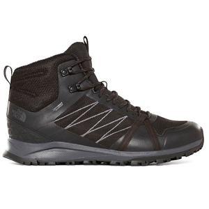 M Lw Fp İi Mid Wp Erkek Siyah Outdoor Ayakkabı NF0A47HECA01