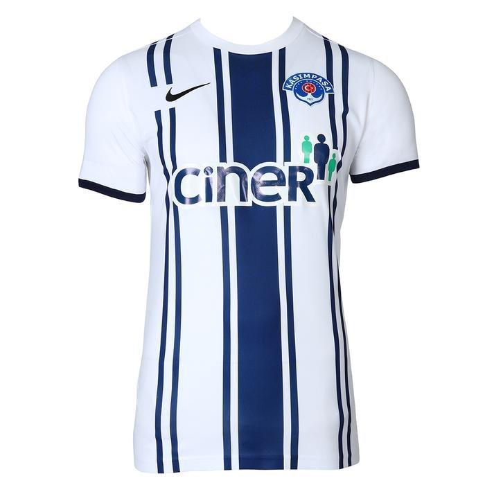Kasımpaşa Dry Park VII Jsy Ss Erkek Beyaz Futbol Forma BV6708-100-KAS-DIGITAL 1231477