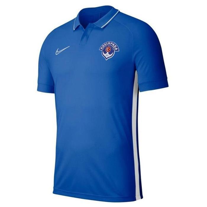 Kasımpaşa Spor Erkek Mavi Futbol Polo Tişört Bq1496-463-Kas 1159206