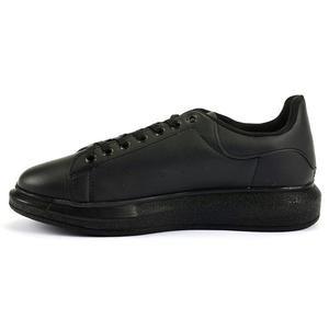 Gamba Erkek Siyah Günlük Ayakkabı SA10LE094-500