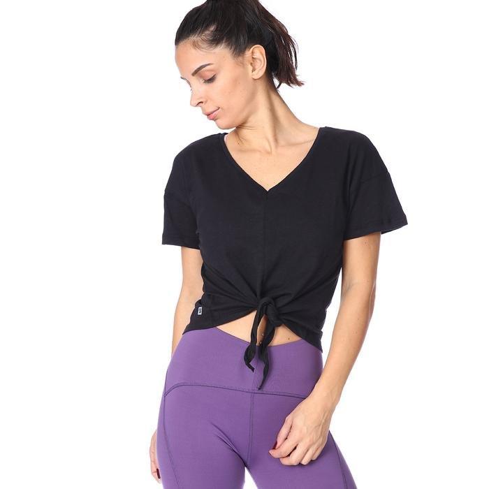 Bagtee Kadın Günlük Stil Tişört 711028-SYH 1158225