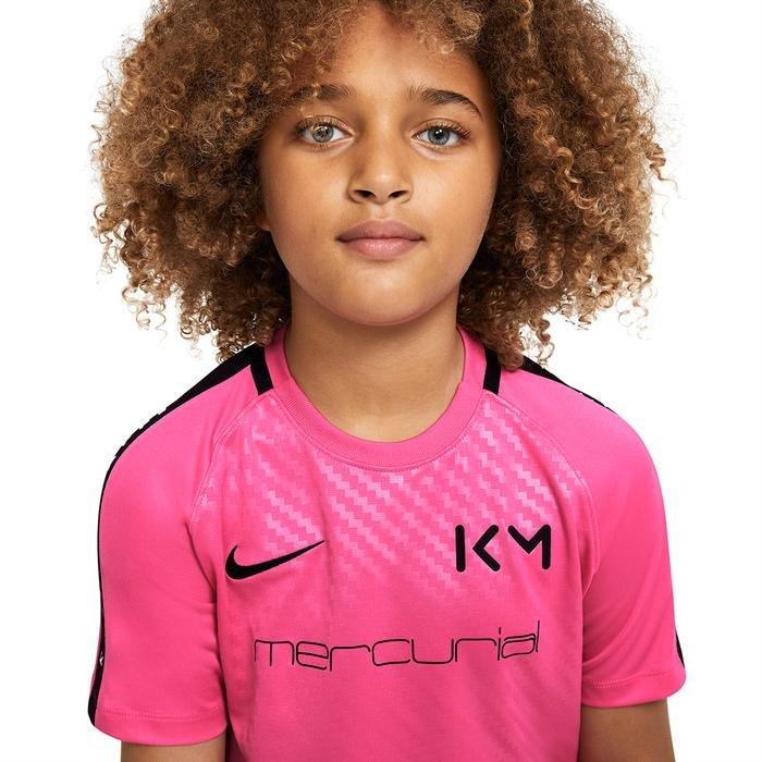 Km B Nk Dry Top Ss Çocuk Kırmızı Futbol Tişört CK5564-607 1212662