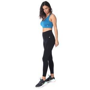 Seambranew Kadın Mavi Koşu Sporcu Sütyeni 711325-PTR