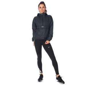 Sportswear Kadın Siyah Kapüşonlu Outdoor Mont BV2885-010