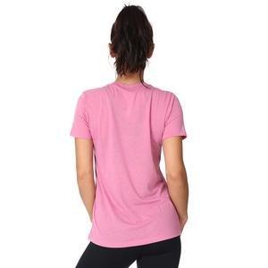 Sportswear Prep Just Do It Kadın Pembe Günlük Tişört CK4367-693