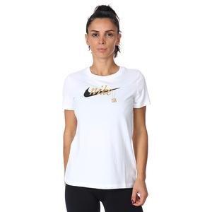 Sport Charm Kadın Beyaz Günlük Stil Tişört CJ7913-100
