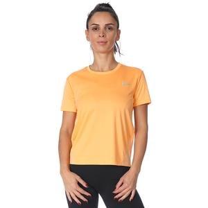 Miler Top Kadın Turuncu Koşu Tişört AJ8121-882