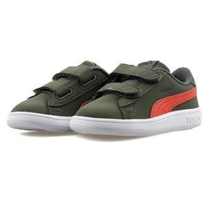 Smash V2 Buck V inf Çocuk Siyah Günlük Ayakkabı 36518420