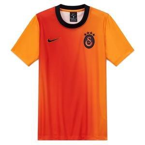 Galatasaray 2020-2021 Çocuk Turuncu Futbol Forma CW2520-836