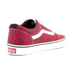 Ward Erkek Kırmızı Günlük Ayakkabı VN0A38DM14Z1