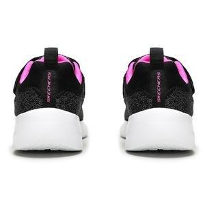 Dynamight 2.0 Çocuk Siyah Günlük Ayakkabı 81324L BKHP