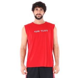 Trainrunlet Erkek Kırmızı Atlet 711006-KRM