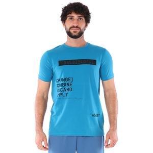 Firchange Erkek Mavi Koşu Tişört 710700-PTR