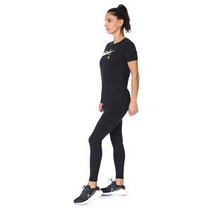Sport Charm Kadın Siyah Günlük Stil Tişört CJ7913-010