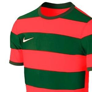 Ss Hooped Division ii Jsy Erkek Yeşil Futbol Tişört 725888-302
