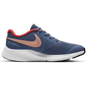 Star Runner 2 (Gs) Çocuk Mavi Koşu Ayakkabısı AQ3542-417